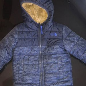 The North Face, toddler winter coat. Size 4T